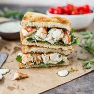 Green Goddess Lobster Sandwich Recipe