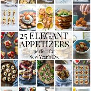 25 Elegant Appetizers Perfect for New Year's Eve