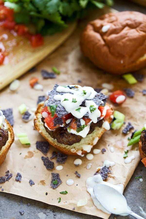 Loaded Nacho Sliders