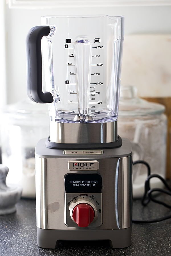 Wolf Gourmet High Performance Blender Review