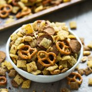 Firecracker Chex Mix
