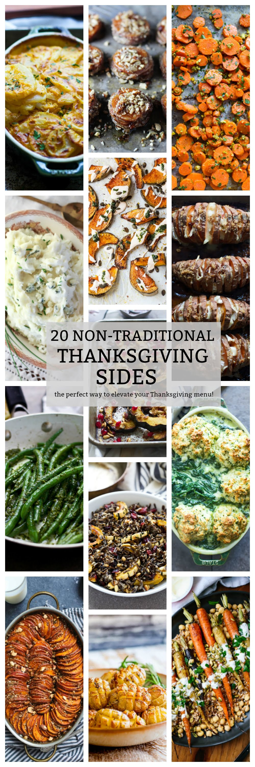 20 Non Traditional Thanksgiving Sides Cooking For Keeps