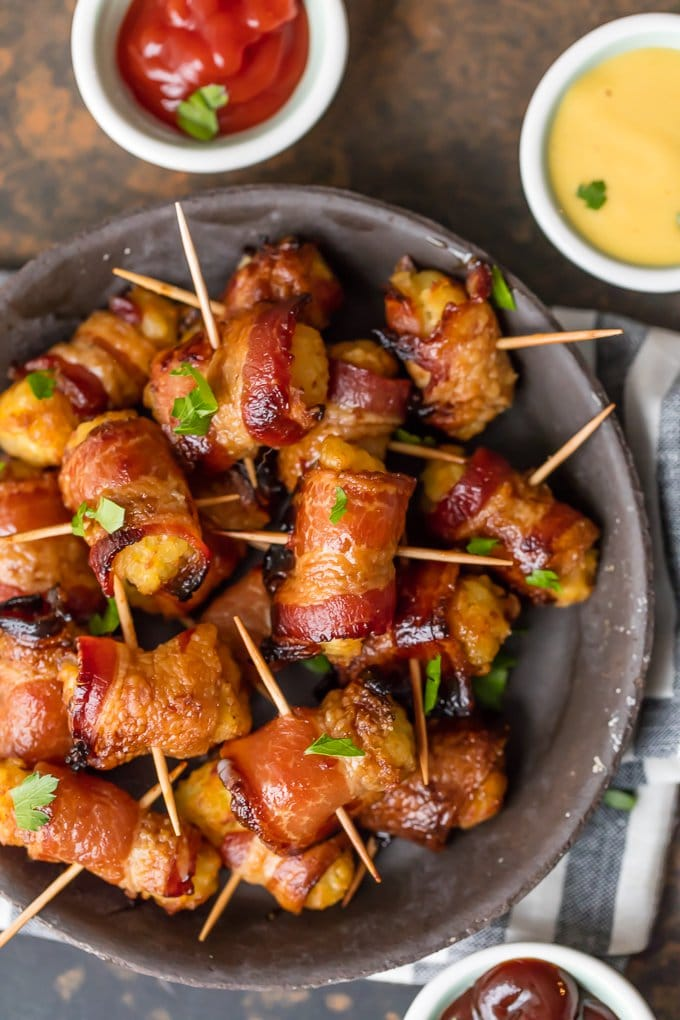 12 Elegant and Easy New Year's Eve Finger Foods