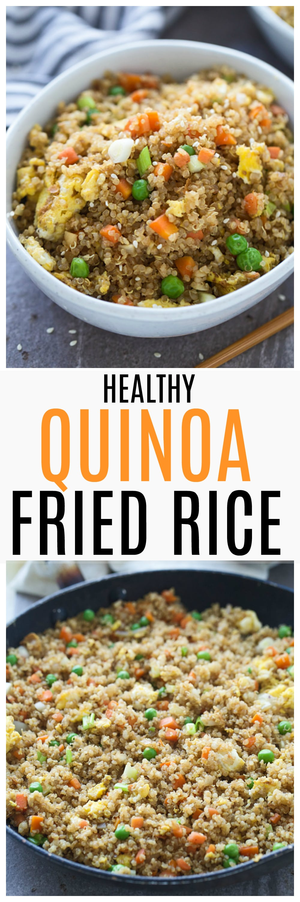Quinoa fried rice cooking for keeps forumfinder
