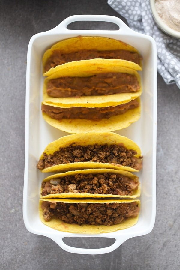 Supreme Turkey Tacos