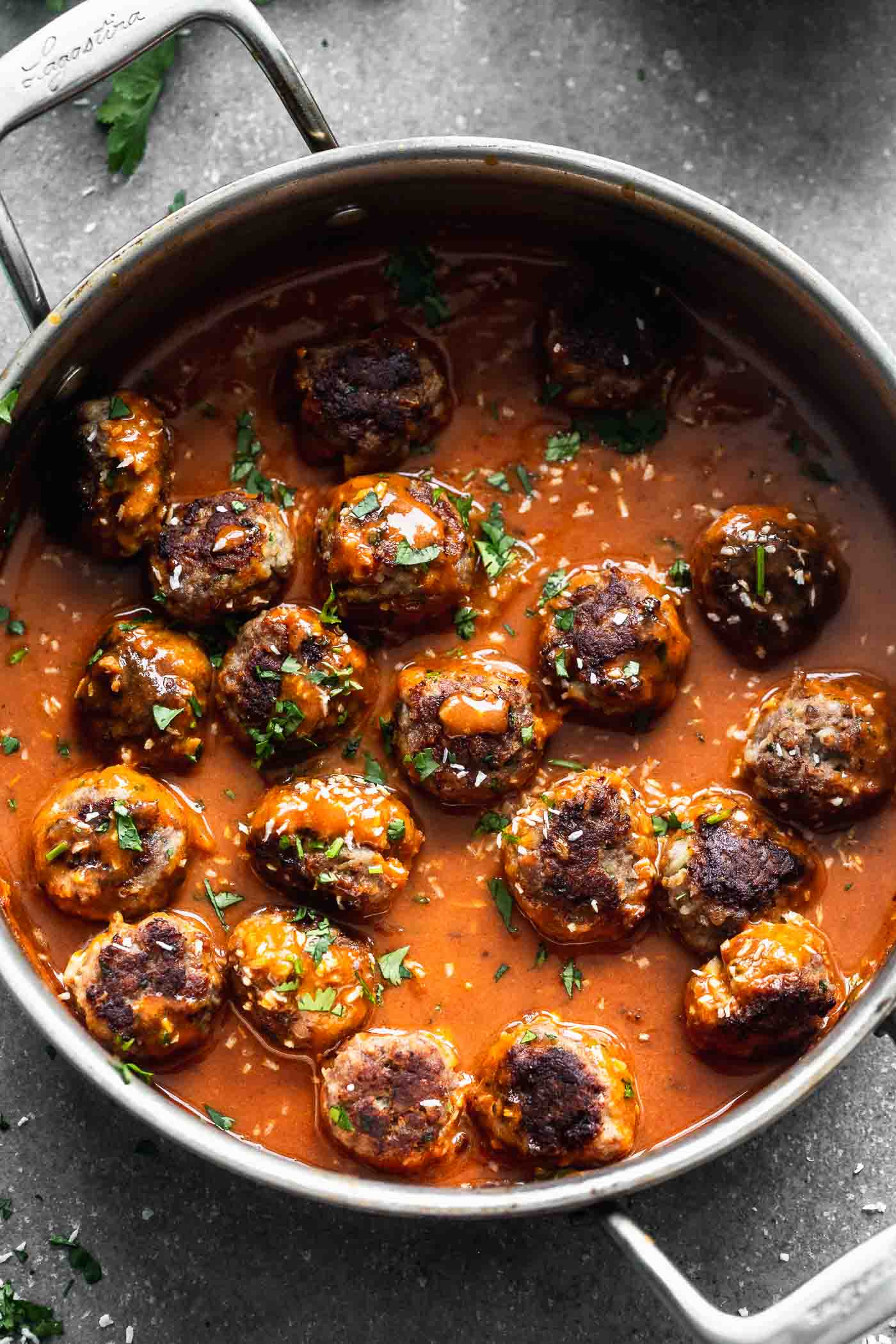 Coconut Curry Meatballs - Cooking for Keeps