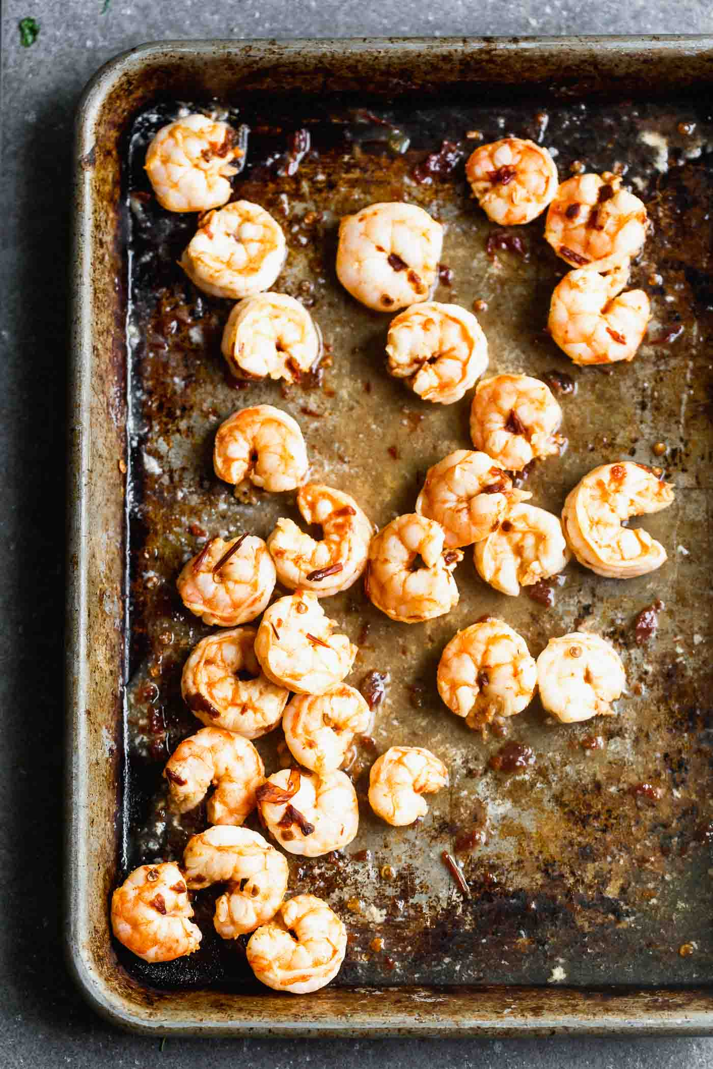 Roasted Shrimp with Chipotles