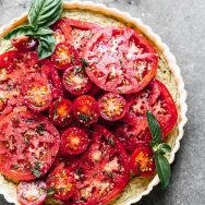 Tomato Tart Recipe (Five Ingredients)