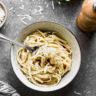 5-Ingredient Pasta Limone