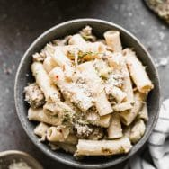 Pasta with Fennel and Sausage