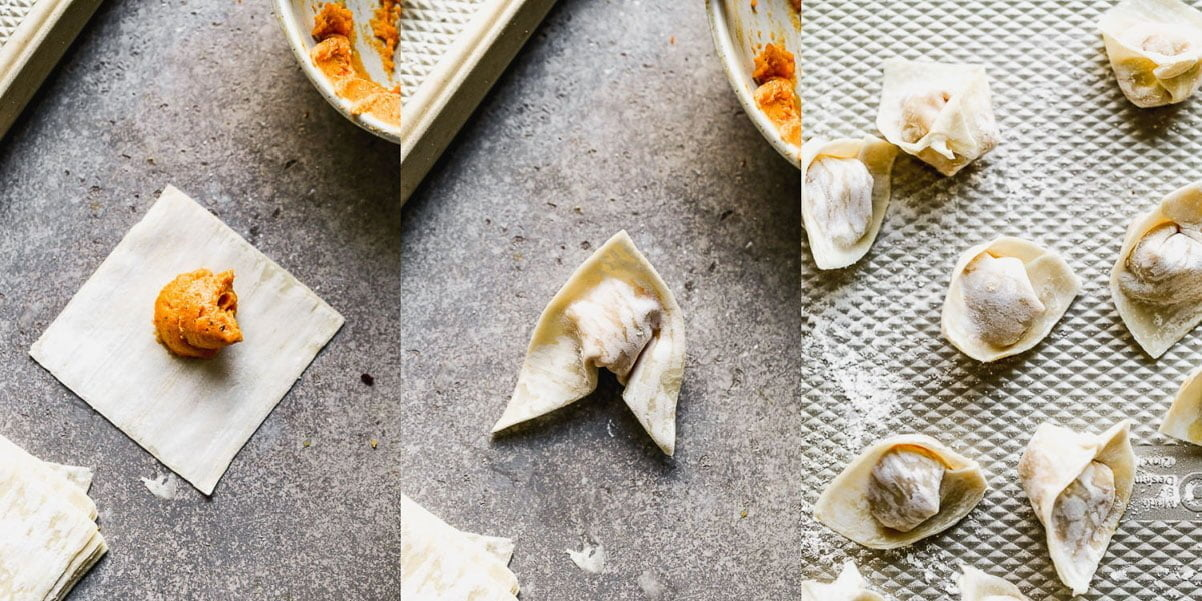 How to make Squash Ravioli
