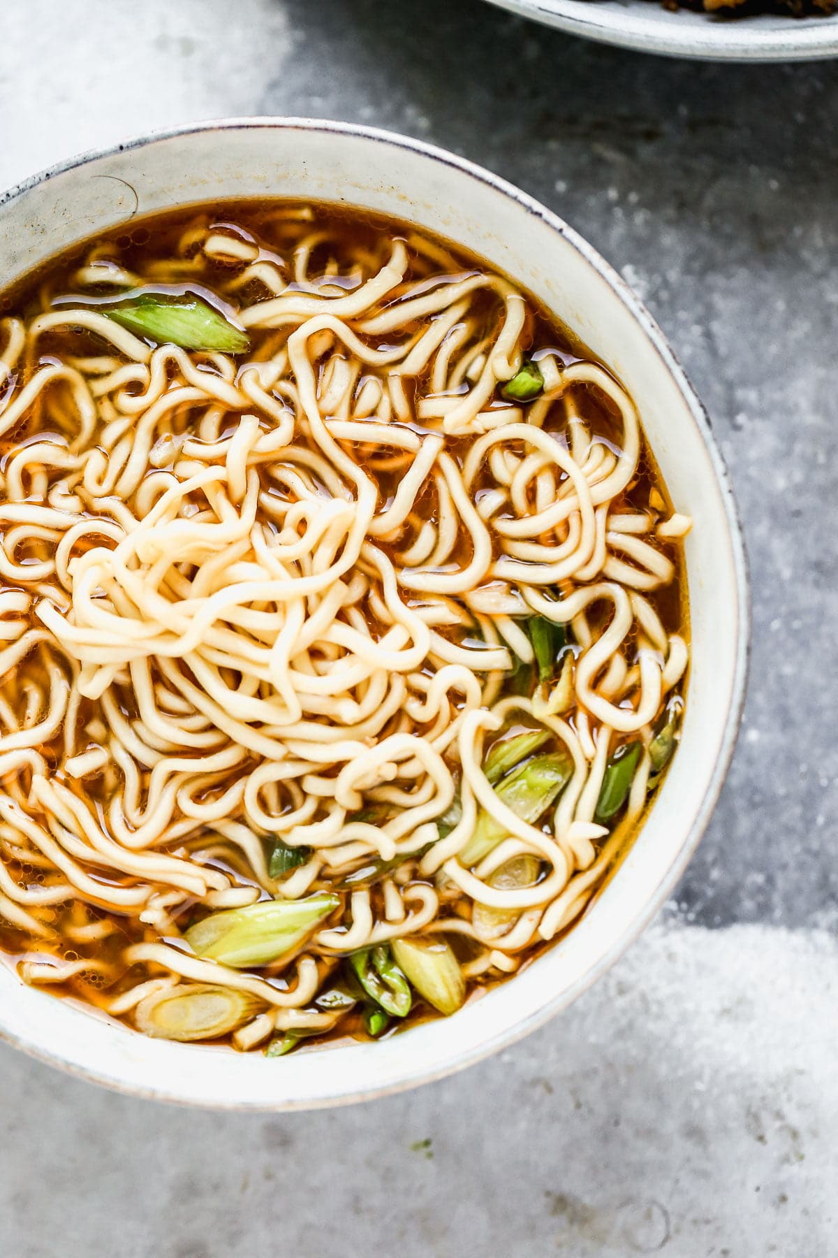 Pork Miso Ramen Noodles