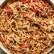 Spicy Beef Noodles